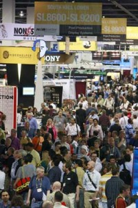 the floor of the nab 2008 meeting