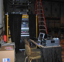 4k and 3d control and projectors